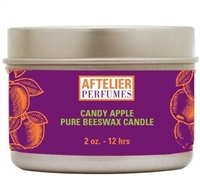 Candy Apple Candle